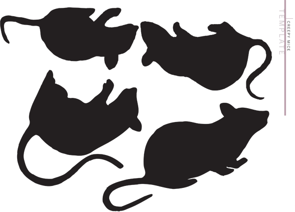 Creepy Mice