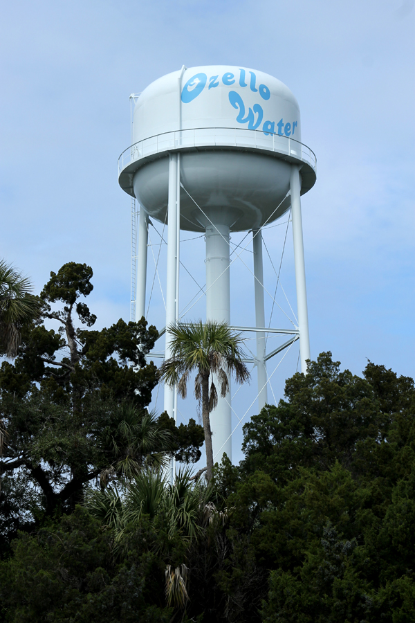 Ozello Water Tower