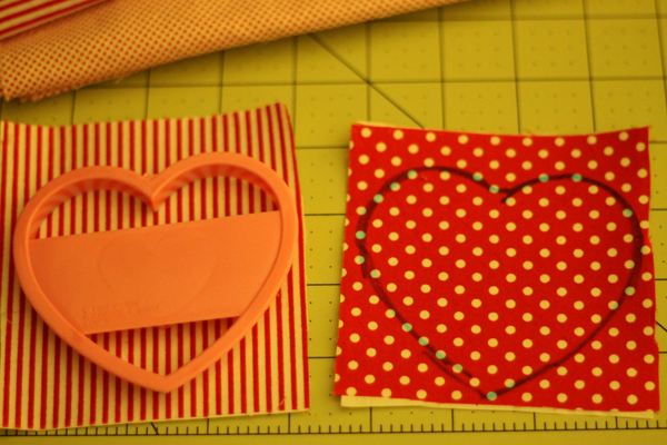 cookie cutter for applique
