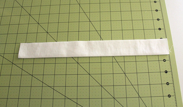 name strip for DIY Pillow Case for Small Pillow