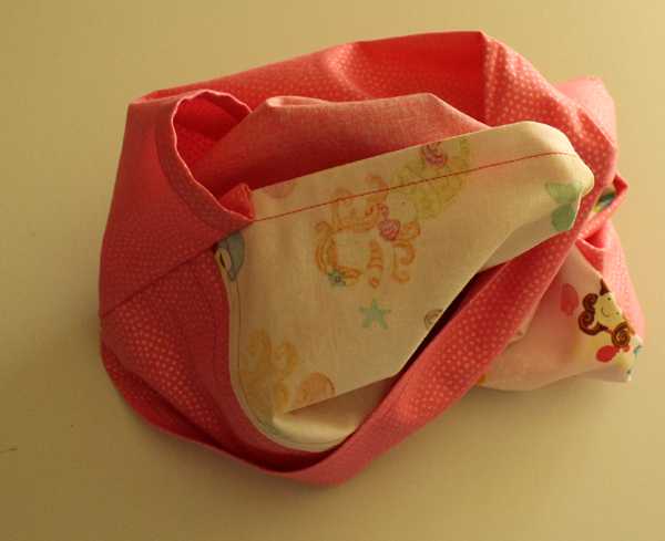 DIY Pillow Case for Small Pillow