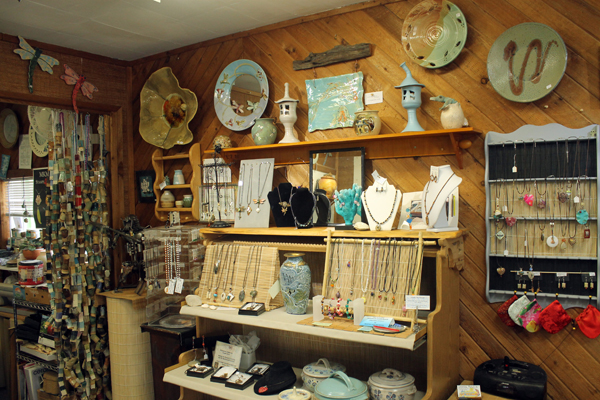 Pepper Creek Pottery in Old Homosassa