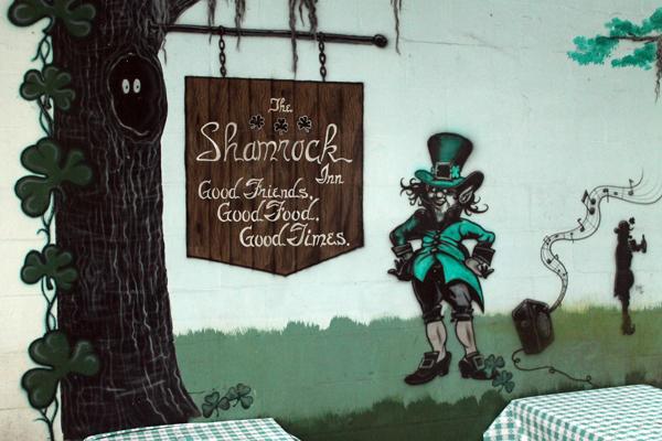 Shamrock Inn in Floral City
