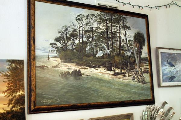 Oil Painting Workshop at Watson's Art Gallery