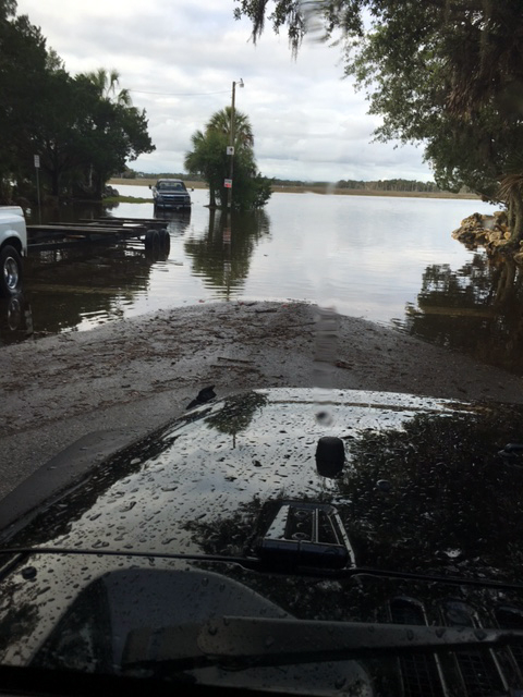 Mason Creek Boat Ramp