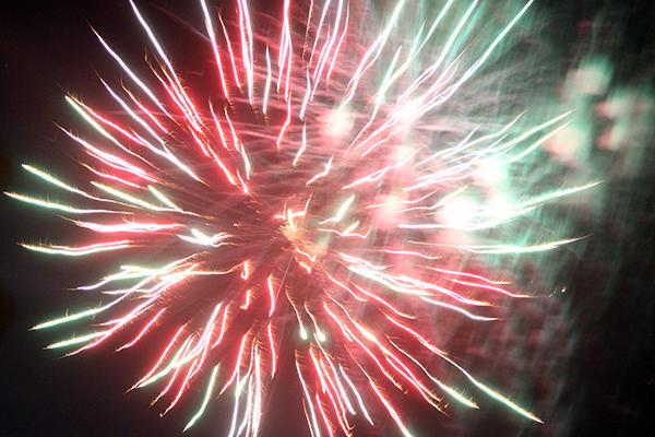 Homosassa Fireworks Festival