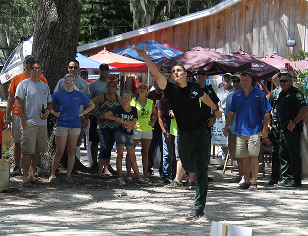 5th Annual Mullet Toss at Old Mill Tavern