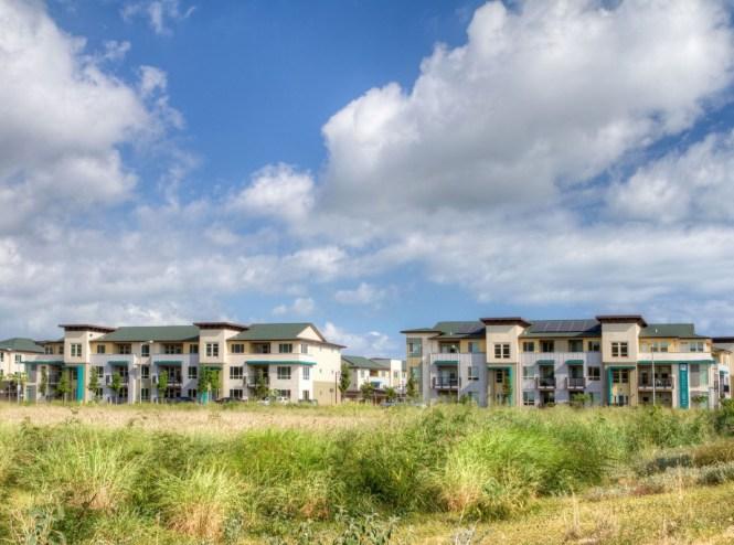 Kapolei Lofts Walk Up Apartment Design Hawaii Ktgy