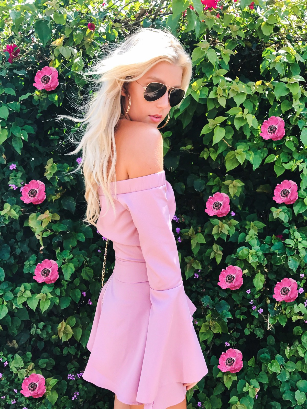 A Pink Attitude with VIS Boutique #ad