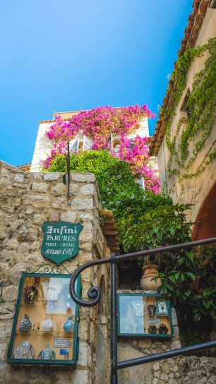 Sep16 | Èze, a commune in France