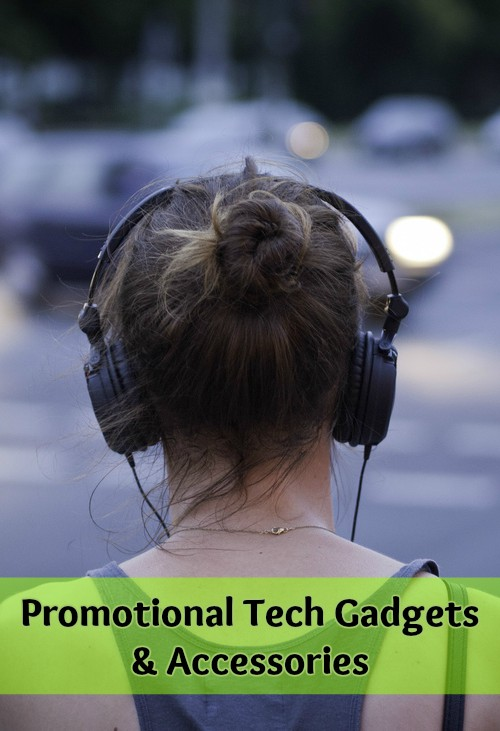 Promotional Tech Gadgets & Accessories