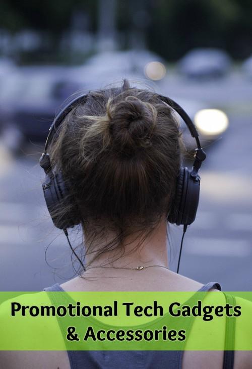 Promotional Tech Gadgets & Accessories