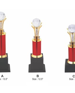 Metal Trophy 2501
