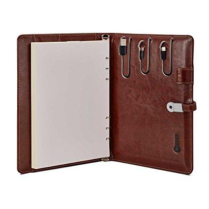 Xech Diary with 5000mAh Powerbank