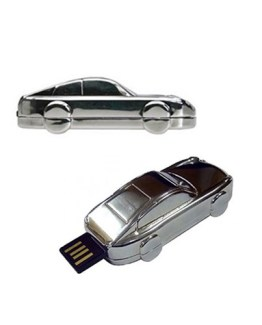 Car Shaped 2.0 Metal USB Pen Drive