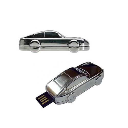 Car Shaped 2.0 Metal USB Pen Drive