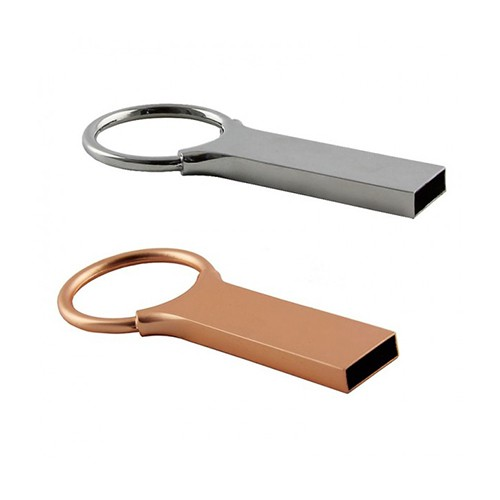 metal key ring lock usb pen drive