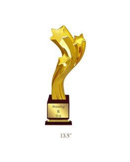 Polyresin Trophy CG-602
