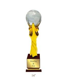 Polyresin Trophy CG-625