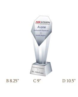 Crystal Trophy CG 140