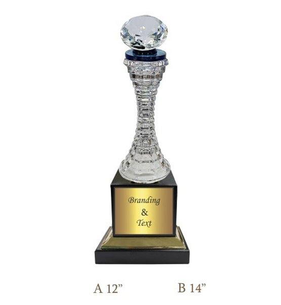 Crystal Trophy CG 476