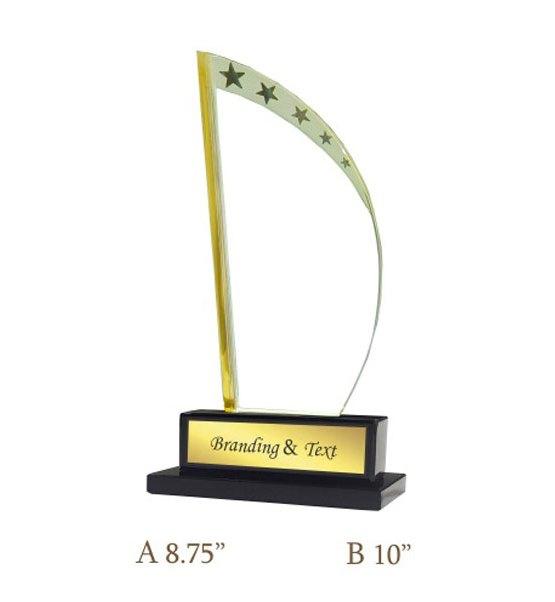 Crystal Trophy CG 483