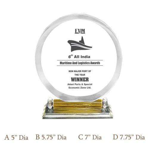 Crystal Trophy CG 470