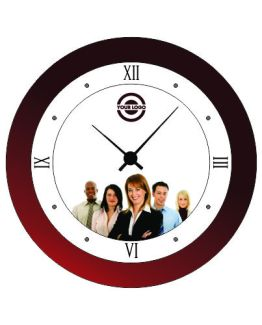 Personalized Analog Clock