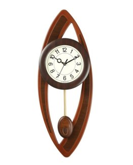 Petal-Pendulum-Clock
