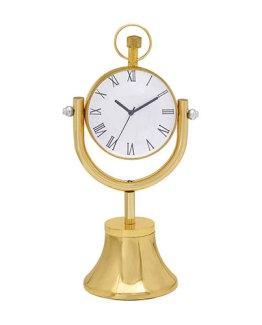 Vintage-Bell-Shaped-Dome-Desk-Clock