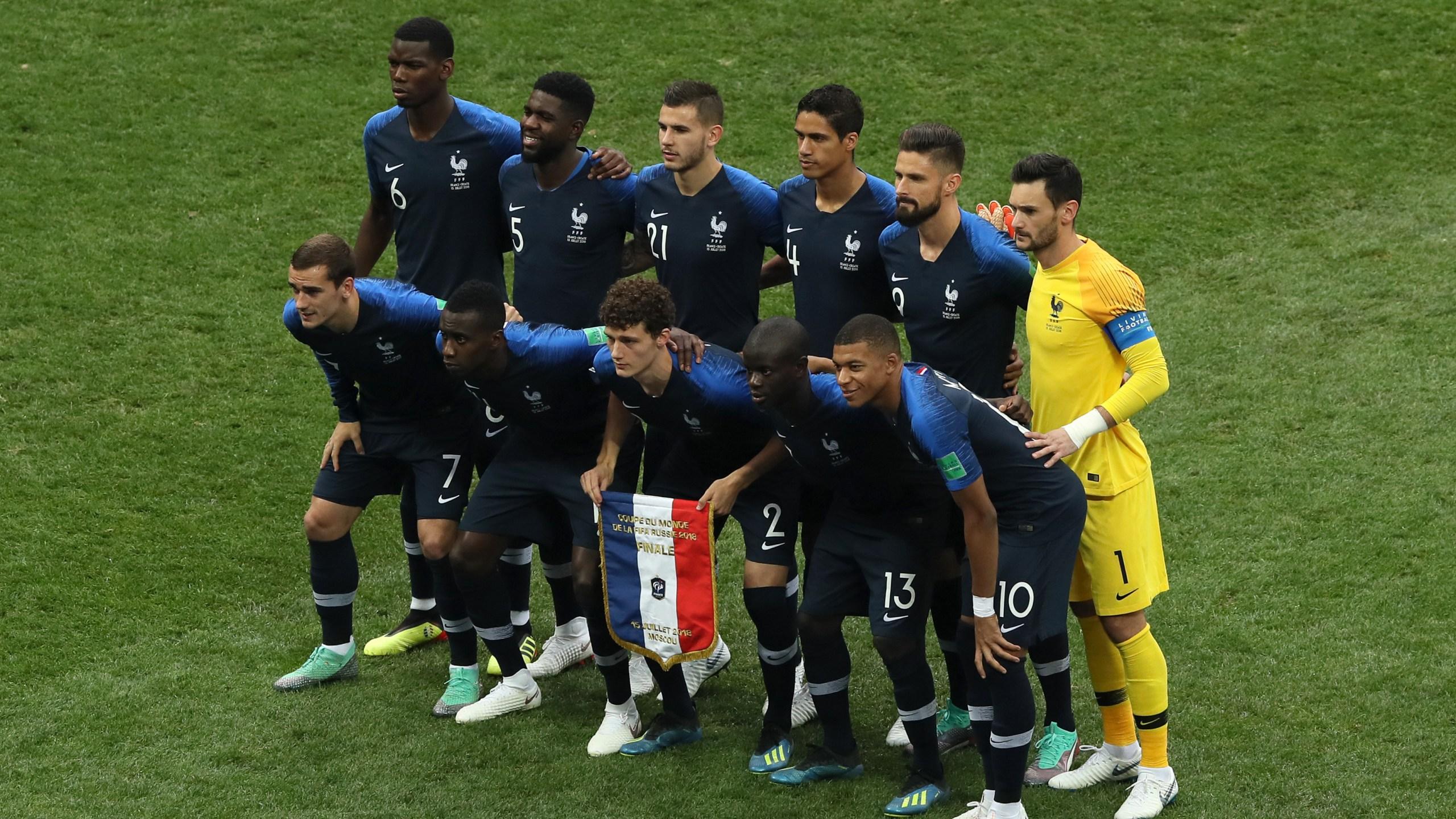 Argentina has the oldest squad; On France S World Cup Roster Soccer Dna Outranks National Origins Ktla