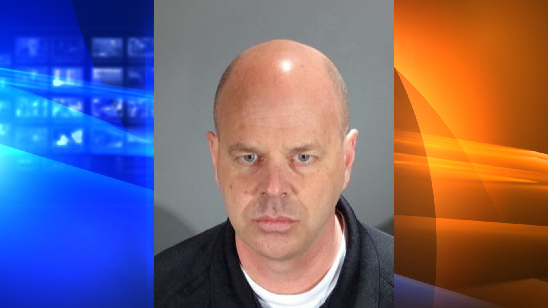 Eric Uller is shown in a photo released by the Los Angeles County Sheriff's Department on Oct. 25, 2018.