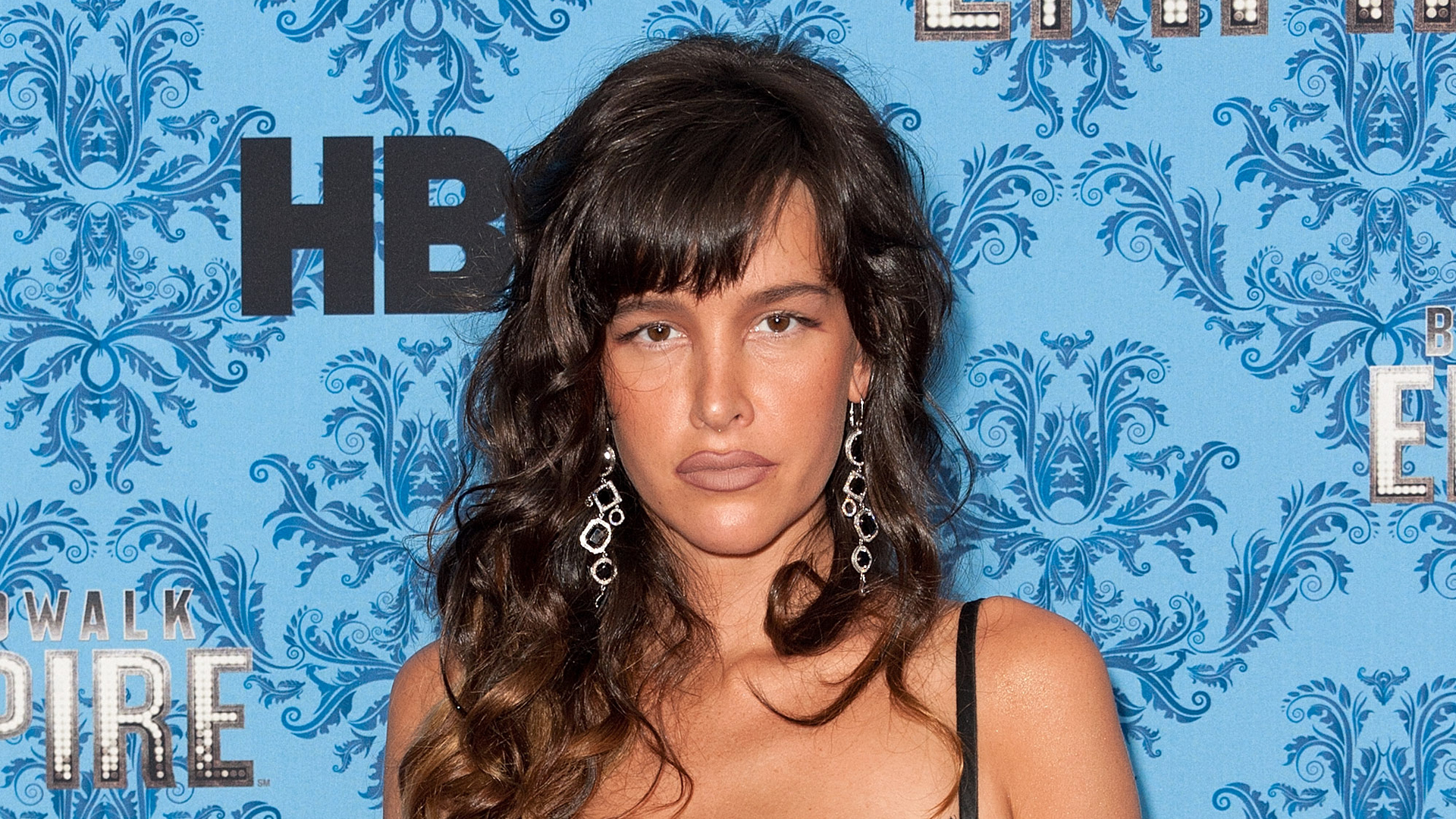 """Actress Paz de la Huerta attends the """"Boardwalk Empire"""" Season 2 premiere at the Ziegfeld Theater in New York on Sept. 14, 2011 (Credit: D Dipasupil/Getty Images)"""
