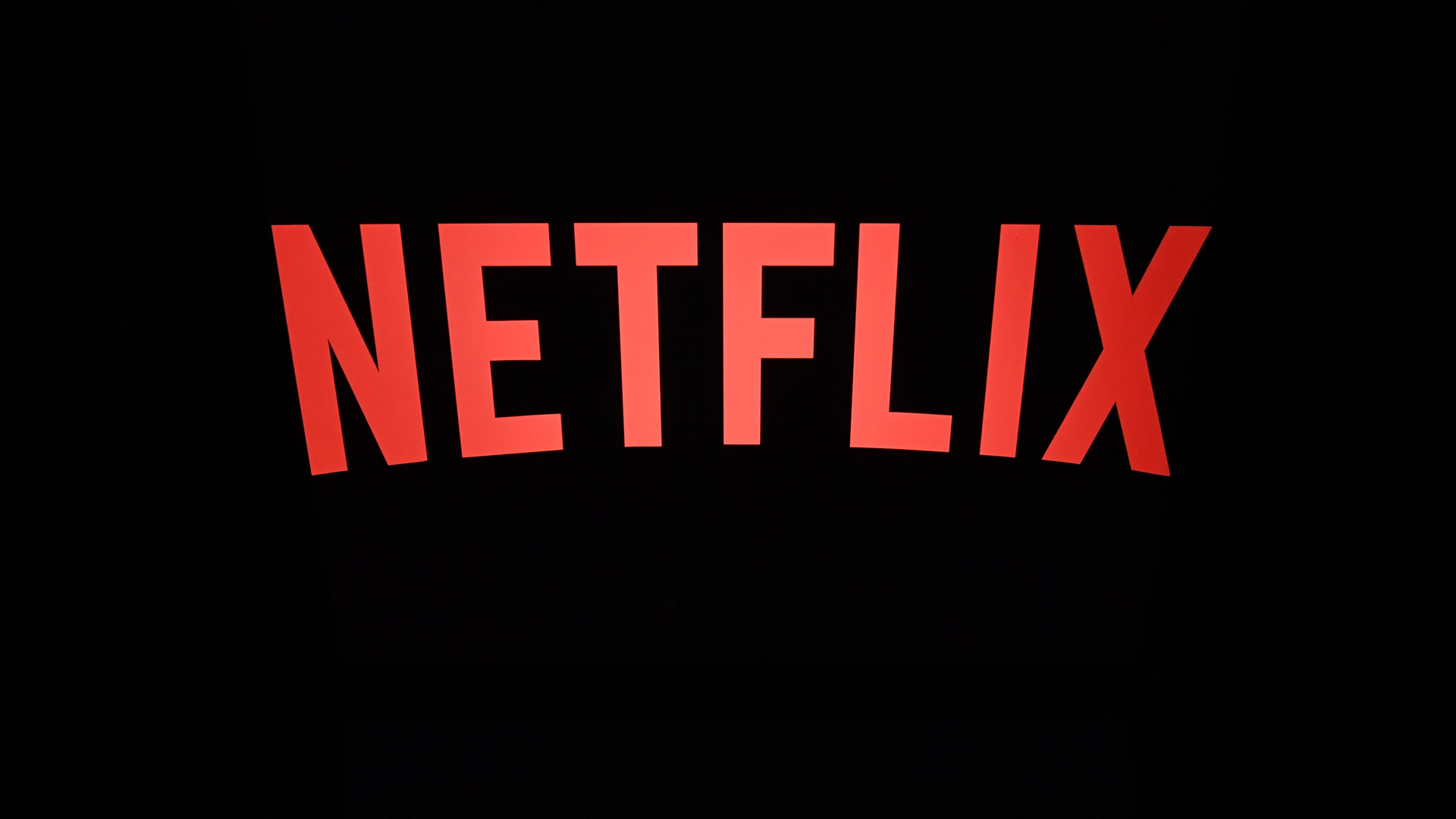 This photo taken on April 19, 2018 shows the logo of the Netflix entertainment company. (Credit: LIONEL BONAVENTURE/AFP/Getty Images)