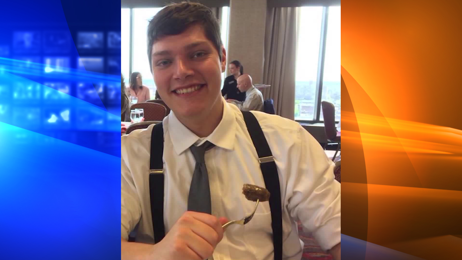 Connor Betts, 24, pictured in an undated photo. (Credit: CNN)