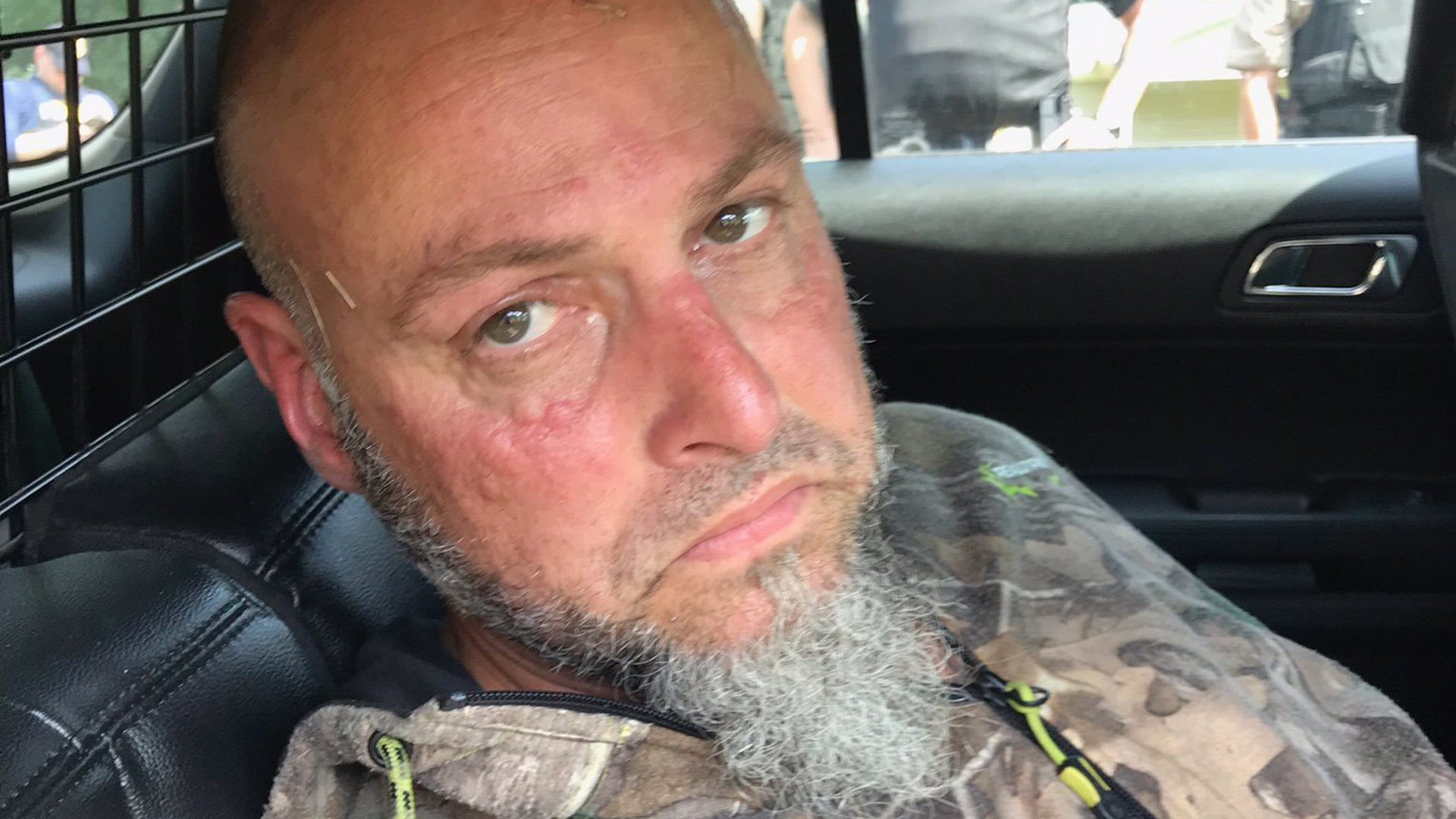 Curtis Ray Watson appears in a photo tweeted by the Tennessee Bureau of Investigation on Aug. 11, 2019.