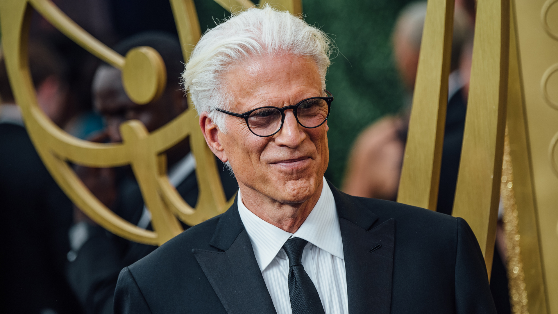 Ted Danson arrives at the 71st Emmy Awards at Microsoft Theater on Sept. 22, 2019 in Los Angeles. (Credit: Emma McIntyre/Getty Images)