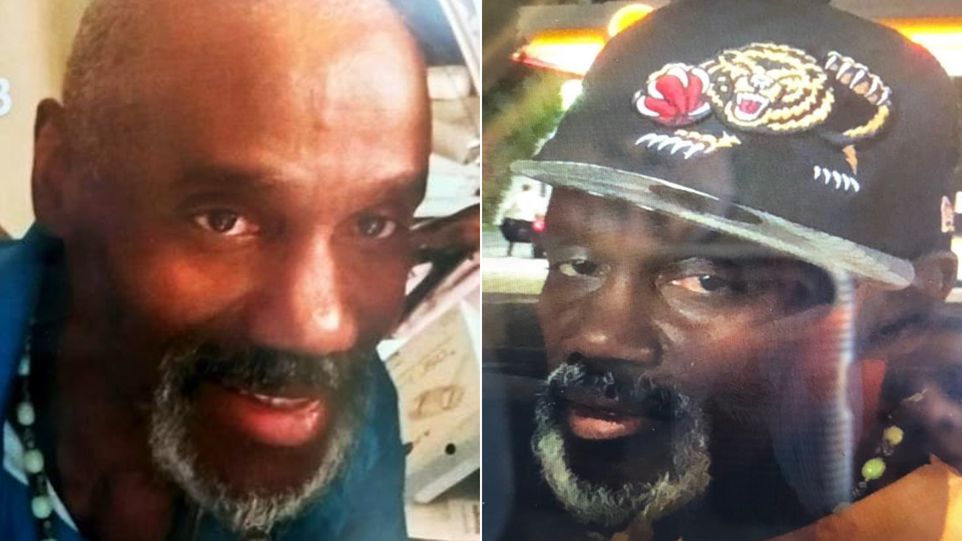 Douglas James is seen in undated photos released Nov. 22, 2019, by the Los Angeles Police Department.