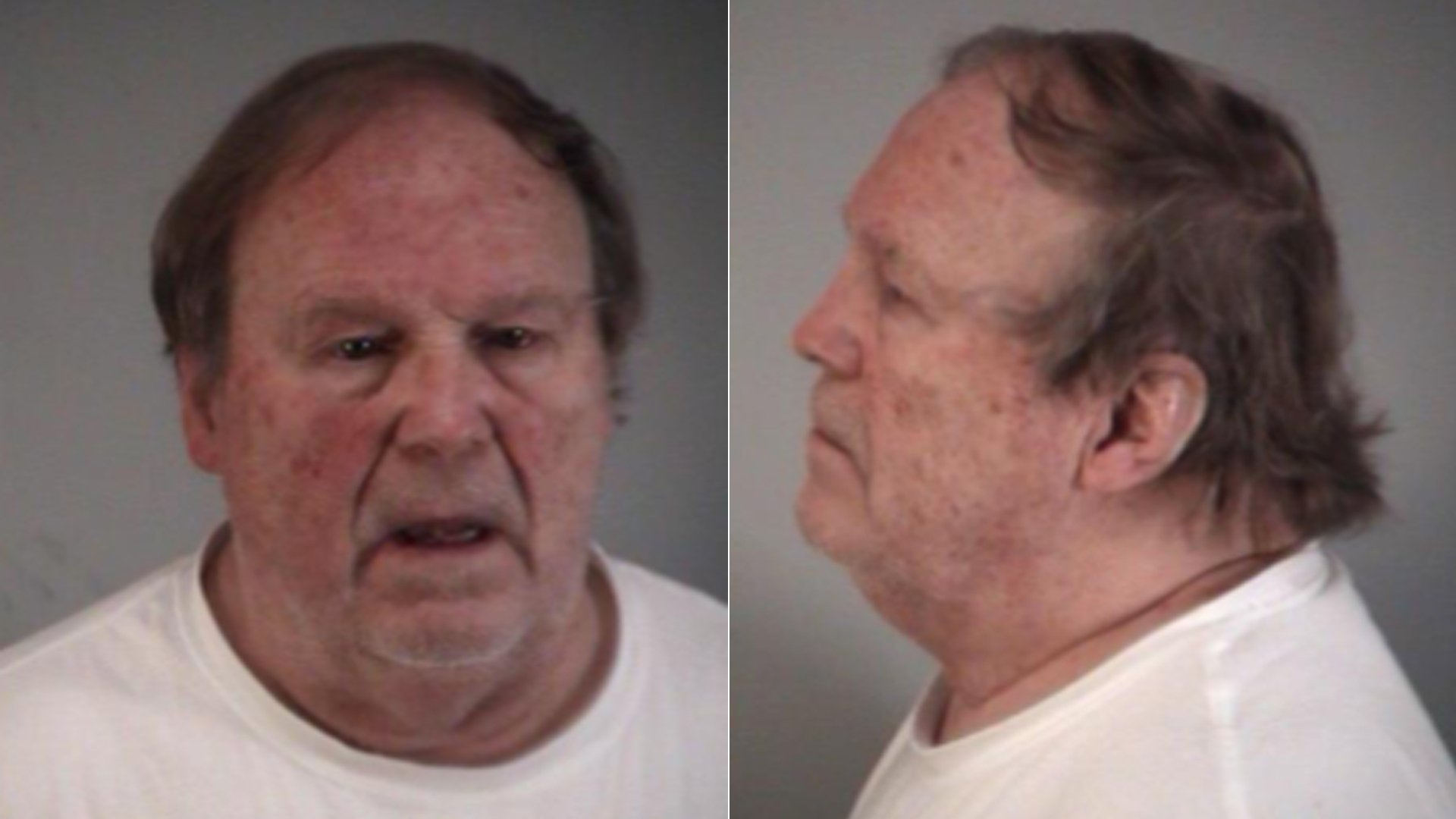 Wolfgang Halbig is shown in a photo released by the Lake County Sheriff's Office in Florida on Jan. 27, 2020.