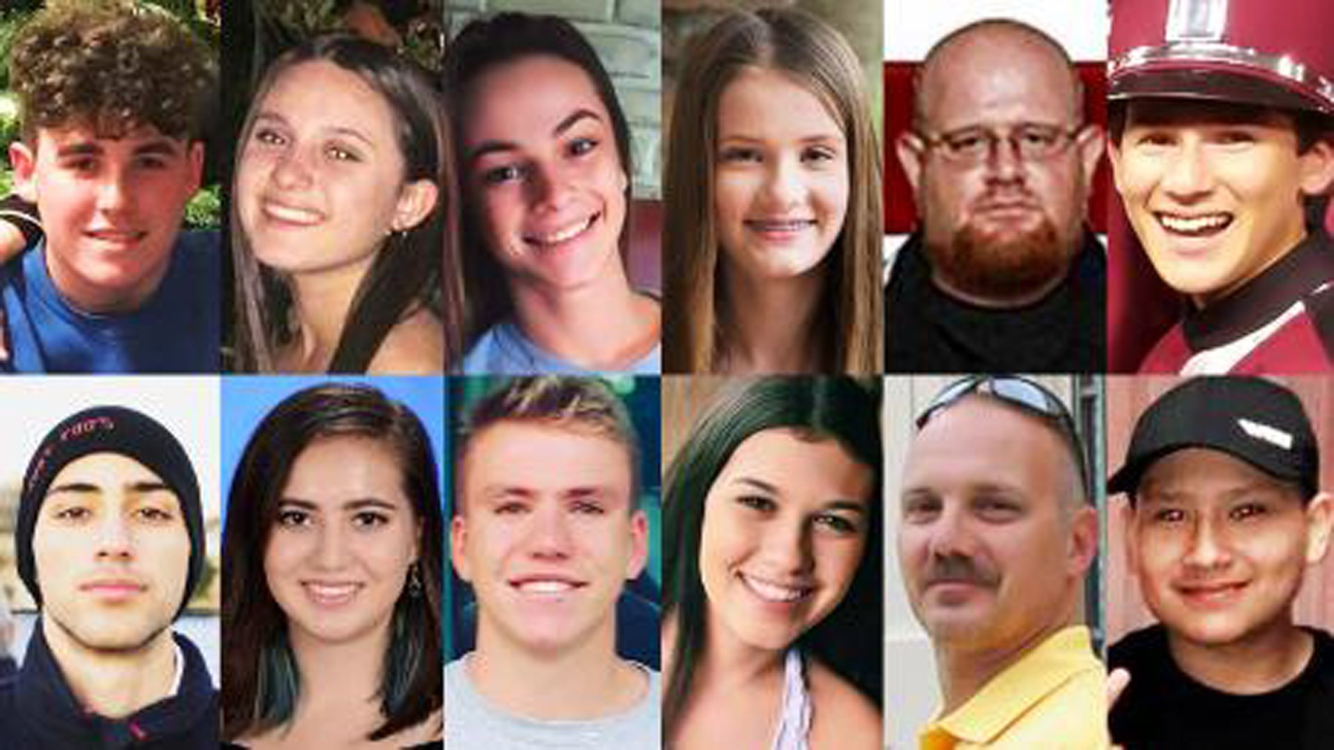 Marjory Stoneman Douglas High School shooting victims are seen in photos obtained by CNN.
