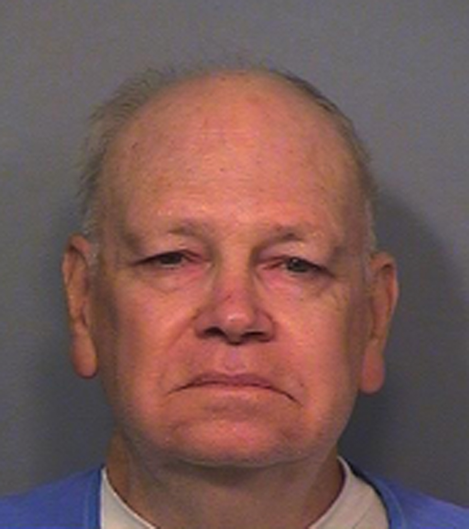 Roy Lewis Norris is seen in a photo from the California Department of Corrections and Rehabilitation