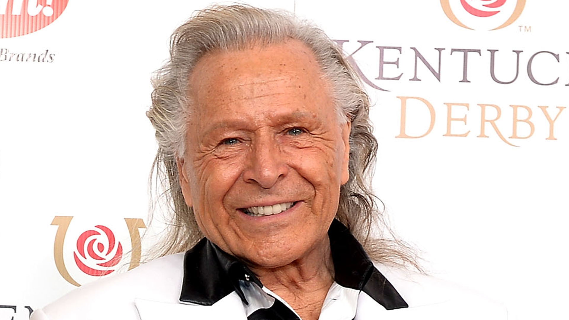Peter Nygard attends the 142nd Kentucky Derby in Louisville, Kentucky, on May 7, 2016. (Credit: Gustavo Caballero / Getty Images)