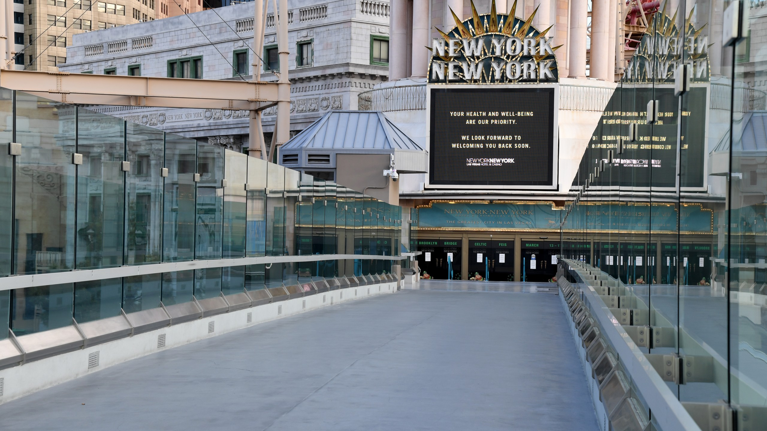 Nevada governor shuts down casinos and businesses for a month ...