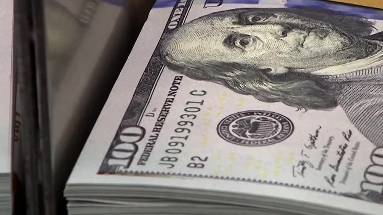 A $100 bill is seen in a file photo.