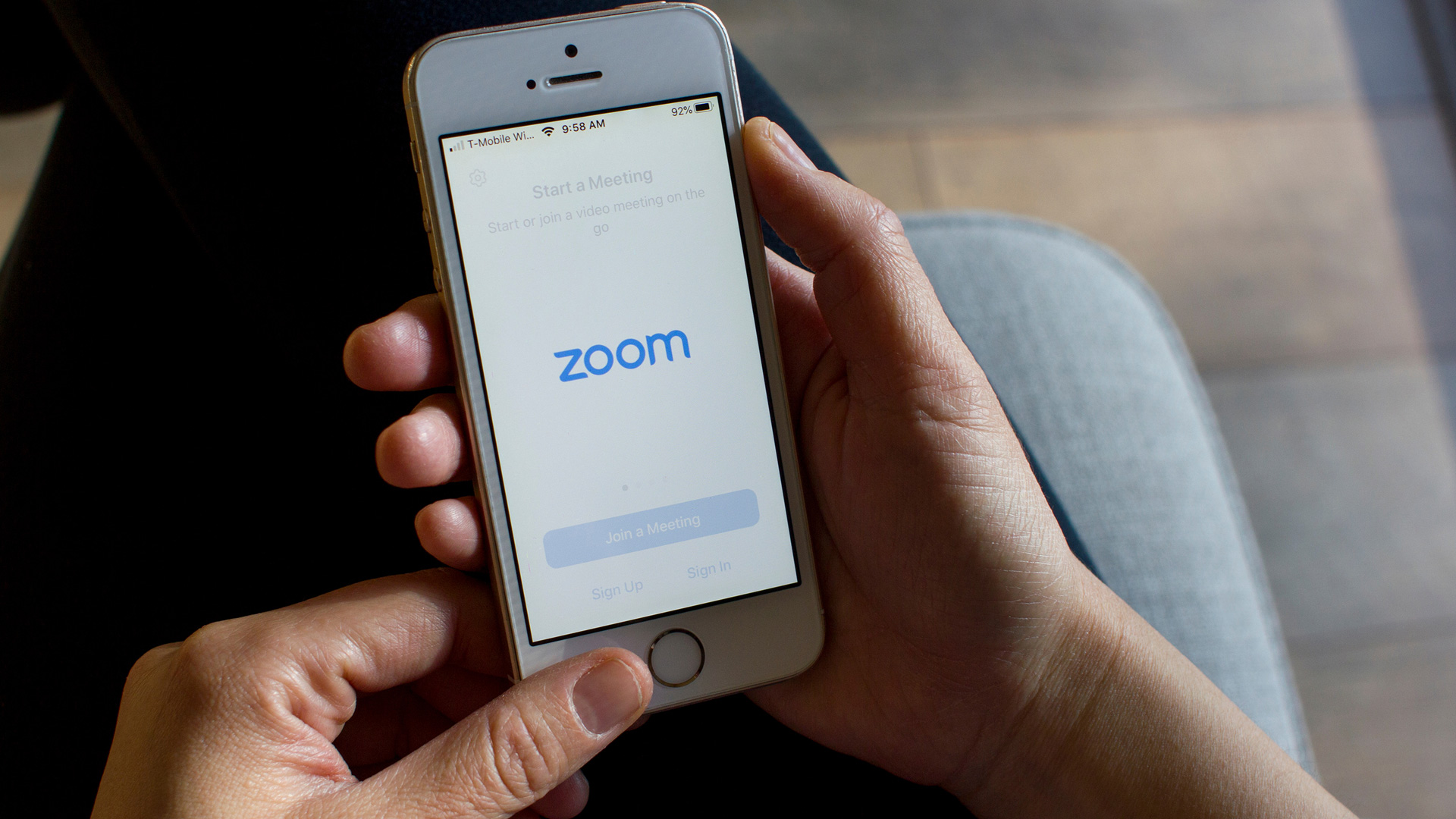 Schools in New York City are moving away from using the video conference app Zoom after a review of security concerns. (Shutterstock)