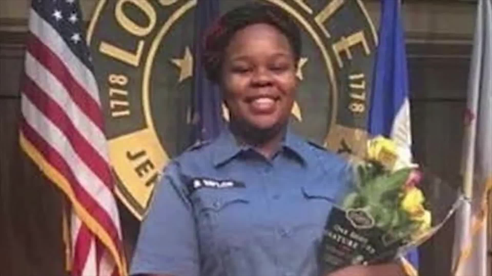 Breonna Taylor is shown in a photo posted to Change.org and distributed by CNN.