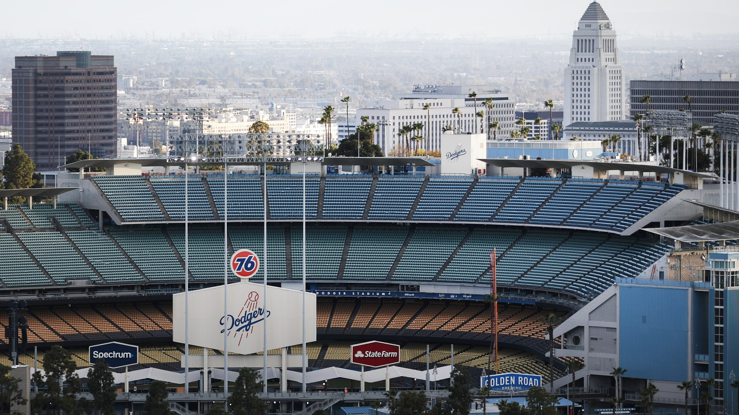 https ktla com news local news dodgers to sell seats outfitted with cutouts of fans faces for up to 299 for the season