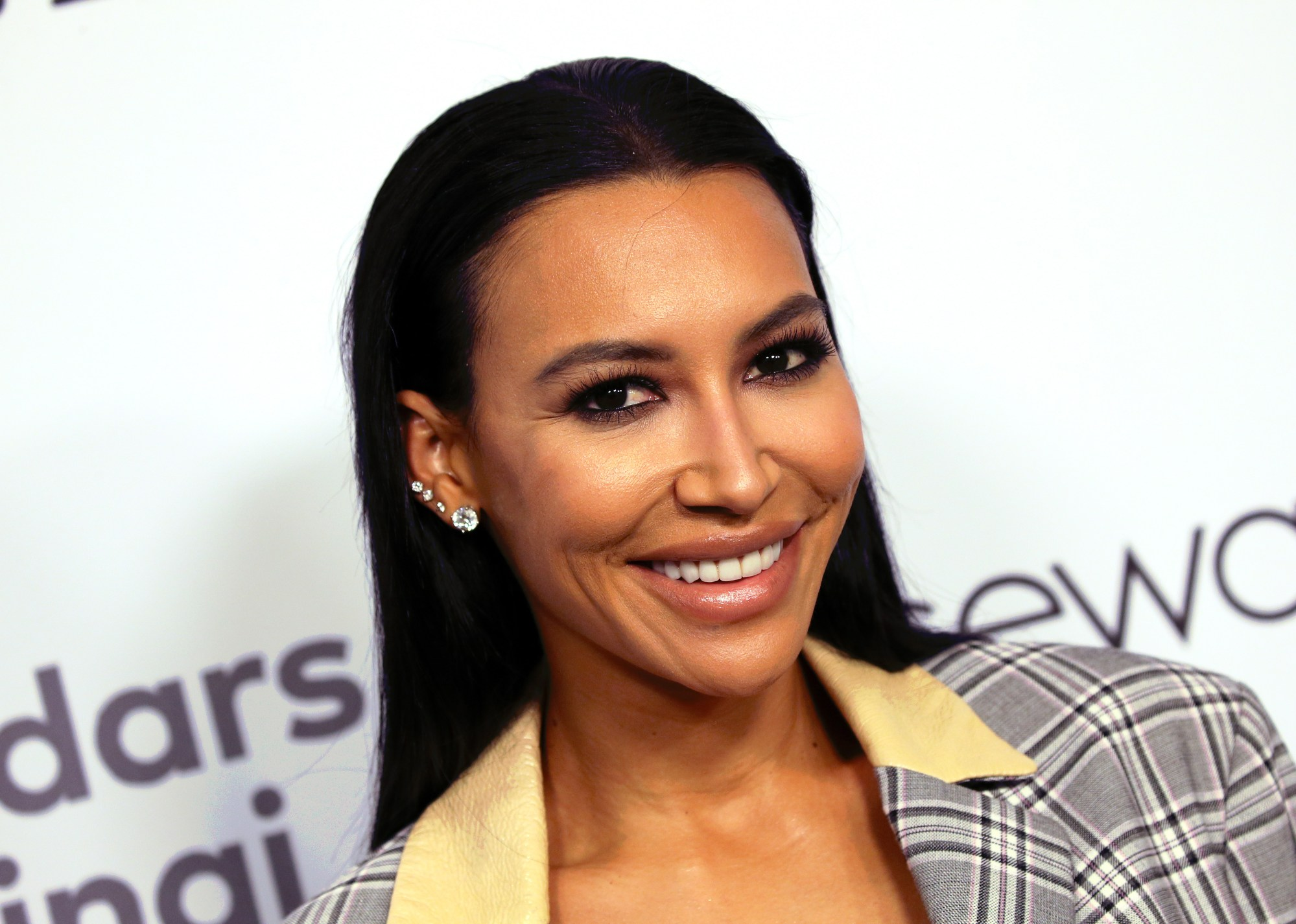 Naya Rivera attends the Women's Guild Cedars-Sinai annual luncheon at the Beverly Wilshire Hotel on Nov. 6, 2019. (David Livingston / Getty Images)
