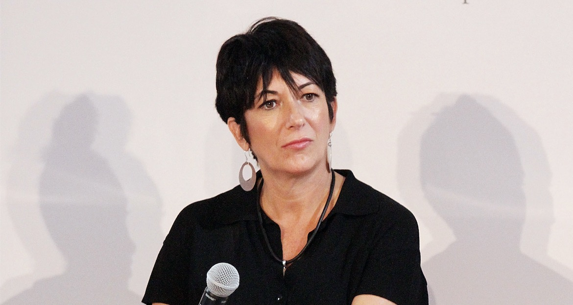 Ghislaine Maxwell attends day 1 of the 4th Annual WIE Symposium at Center 548 on September 20, 2013 in New York City. (Laura Cavanaugh/Getty Images)