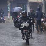 आगामी पाँच दिनसम्म भारी वर्षा हुने